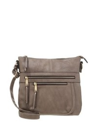Tina across body bag taupe medium 4121884