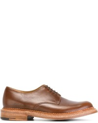 Grenson Classic Derby Shoes
