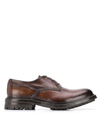 Officine Creative Distressed Derby Shoes