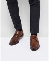 Jack & Jones Leather Derby Shoes