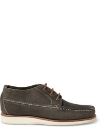 Leather chukka boots medium 573954