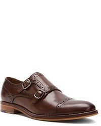 Johnston & Murphy Conard Double Monk Strap Oxford