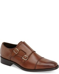 New york morgan double monk strap shoe medium 653494