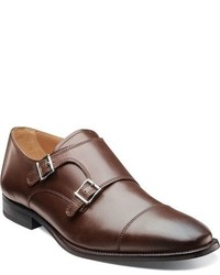 Sabato double monk strap shoe medium 653235
