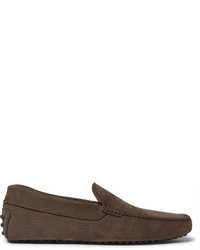 Gommino nubuck driving shoes medium 1124836