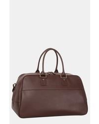 Tommy Bahama Leather Duffel Bag