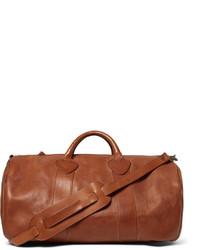 Rockport Rrl Leather Duffle Bag