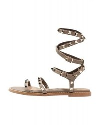 Sandals taupe medium 4012107