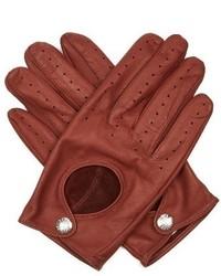 Cliveden hairsheep leather gloves medium 849821