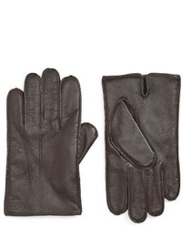 Everyday leather gloves medium 1024895