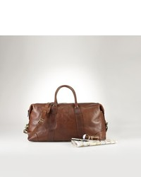 b1a4abf545fd ... Polo Ralph Lauren Leather Duffel Bag