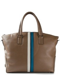 Tod's Striped Holdall