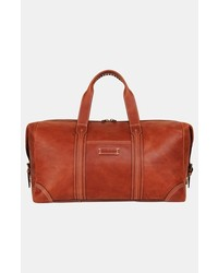 Tommy Bahama Weekender Leather Duffel Bag