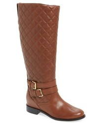 Kate Spade New York Sutton Quilted Knee High Boot