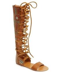 Bellflower tall gladiator sandal medium 236702