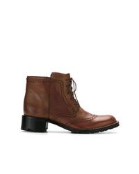 Sarah Chofakian Ankle Boots