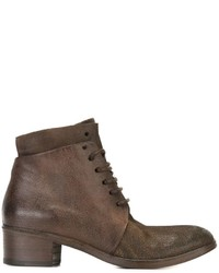Corteccia lace up ankle boots medium 645821