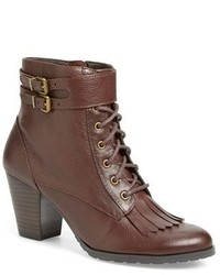 Bella Vita Kody Lace Up Bootie