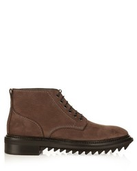 Lace up nubuck ankle boots medium 721423