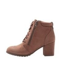 Tipster lace up boots taupe medium 6446169