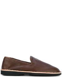 Maison Margiela Laser Cut Loafers