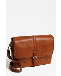 Fossil Emerson Messenger Bag Brown One Size