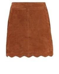 Mini skirt camel medium 3935793