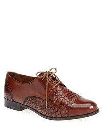 Cole Haan Leather Oxford