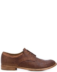 Officine Creative Lexikon Oxford Shoes