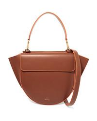 Wandler Hortensia Medium Med Leather Shoulder Bag