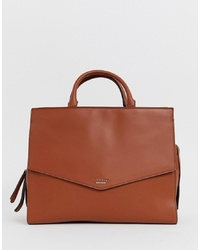 Fiorelli Structured Shoulder Bag In Tan