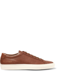 Common Projects Original Achilles Full Grain Leather Sneakers