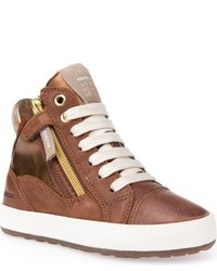 Geox Witty High Top Sneaker