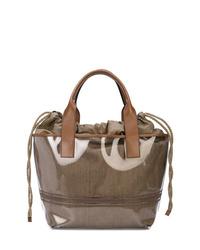 Brunello Cucinelli Drawstring Tote Bag