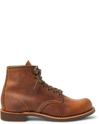 Red Wing Shoes Blacksmith Oil Tanned Leather Boots