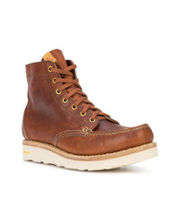 VISVIM Lace Up Boots