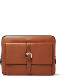 Smythson Burlington Grained Leather Portfolio