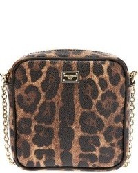 Leopard print crossbody bag medium 22587