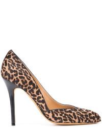 Leopard print pumps medium 6698008