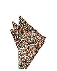 Cardi Leopard Handkerchief