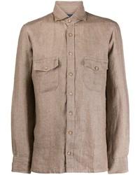 Barba Chest Pocket Shirt