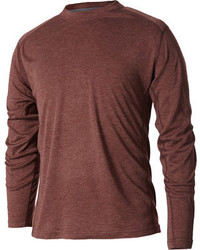 Brown Long Sleeve T-Shirt