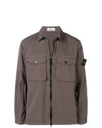 Stone Island Sleeve Patch Jacket