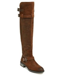 Brown over the knee boots original 4421862