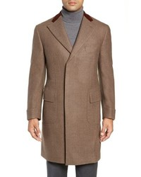 Brown overcoat original 428706