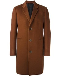 Paul Smith A Coat To Travel In Overcoat