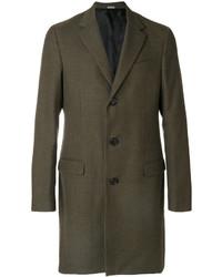 Lanvin Classic Single Breasted Coat