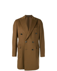 Bagnoli Sartoria Napoli Double Breasted Coat