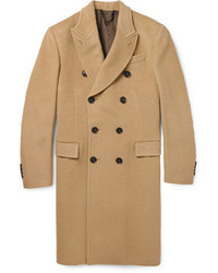 Paul Smith London Double Breasted Wool Cashmere Overcoat