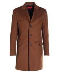 Hugo Boss Migor Classic Coat Camel